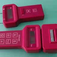 Messgerät ohne Schutz pink