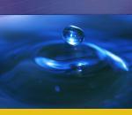 Wasser Blau
