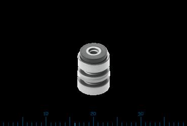 Control piston PZ-ring
