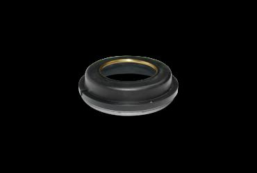 Gummi Metall Kappe