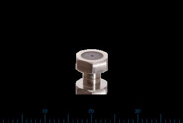hexagonal piston