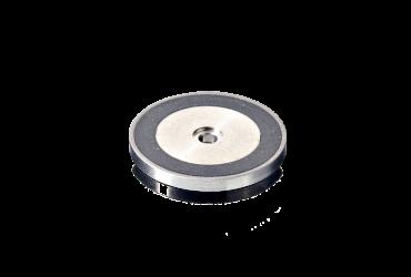 Seal disc for respirator